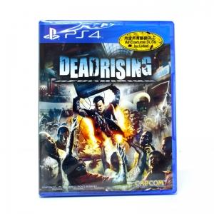 PS4™ Dead Rising Zone 3 Asia / English