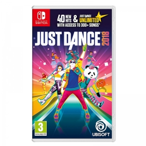 Nintendo Switch™ Just Dance 2018 Zone EU, English ราคา 1790.-