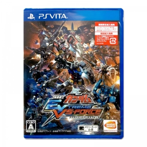 PSVita Mobile Suit Gundam Extreme VS Force Zone 2 JP / Japanese Version