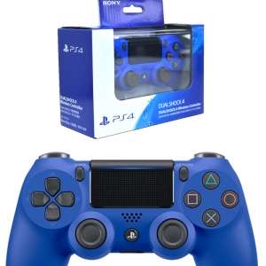 【New】Dualshock 4 Wireless Controller สีน้ำเงิน รุ่นใหม่ CUH-ZCT2G.12 ( ศูนย์ )ลดเยอะมาก!! จำนวนจำกัด - 28ก.พ. นี้เท่านั้นจ้า