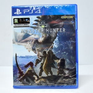 PS4™ Monster Hunter World zone3Asia Eng (Best Seller)