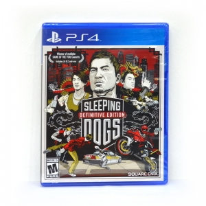 PS4™ Sleeping Dogs: Definitive Edition Zone 1 US / English