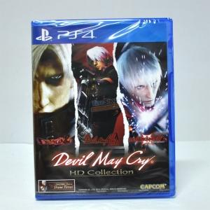 *เดวิลเมคราย 3 ภาค* PS4™ Devil May Cry HD Collection Zone 3 Asia / English ราคา 1090.-