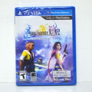 (UPD0516) PS Vita Final Fantasy X / X-2 HD Remaster Zone 1 US / English Version