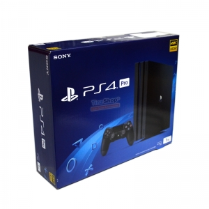 PS4™Pro ชุดมาตรฐานจากศุนย์ฯ ++ PlayStation 4™ Pro 1TB Black Asia Version ราคา 15190.- // ส่งฟรี