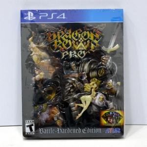 PS4™ Dragon's Crown Pro [Battle-Hardened Edition] Zone 1 US / English ราคา 1790.-