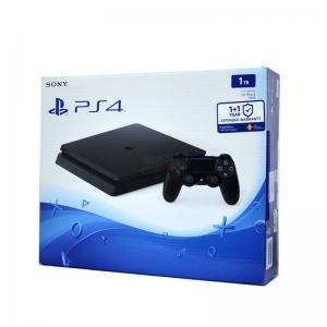 เครื่องเกม PS4 Slim รุ่นใหม่ CUH-2006B B01 1TB (สีดำ) ประกันศูนย์ 2 ปี ราคา 12190.- // ส่งฟรี