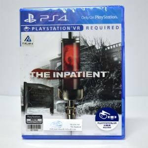 PS4™ The Inpatient Z3 Asia /English ราคา 1390.- ส่งฟรี