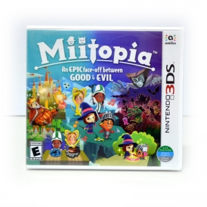 3DS™ (US) Miitopia Zone US / English ราคา @ 1390.-