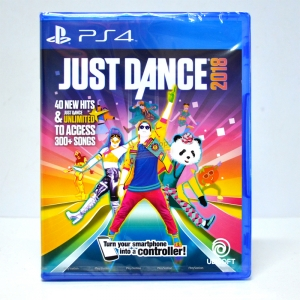 PS4™ Just Dance 2018 Zone 3 Asia, English ราคา 1690.-