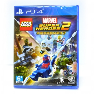 PS4™ LEGO Marvel Super Heroes 2 Zone 3 Asia / English ราคา 1590.-