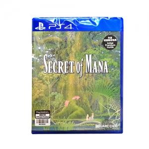 PS4™ Secret of Mana Zone 3 Asia / English,ไทย +ฟรี ผ้าขนหนู