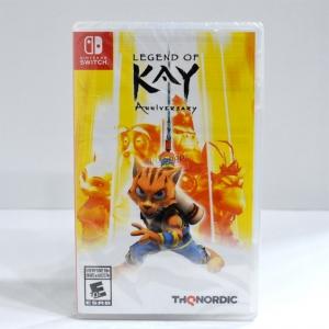 Nintendo Switch Legend of Kay Anniversary Zone US / English ราคา 1190.-