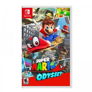Nintendo Switch™ Super Mario Odyssey Zone US, English