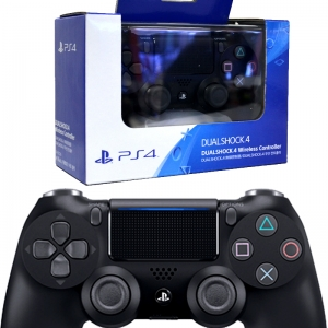【New】Dualshock 4 Wireless Controller สีดำ รุ่นใหม่ CUH-ZCT2G ( ศูนย์ )ลดเยอะมาก!! จำนวนจำกัด - 28ก.พ. นี้เท่านั้นจ้า
