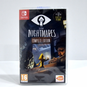 Nintendo Switch Little Nightmares [Complete Edition] Zone EU / English ราคา 1690.-