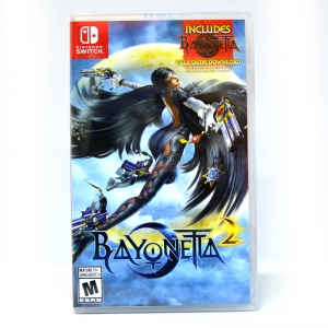 Nintendo Switch™ Bayonetta 1+2 Zone US / English ราคา 2150.- update 23-03-2018 (สินค้าหายาก)