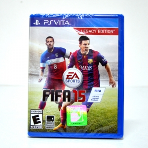 PS Vita™ FIFA 15 (Legacy Edition) Zone 1 us , Zone2 eu /English Version* ขายดี*