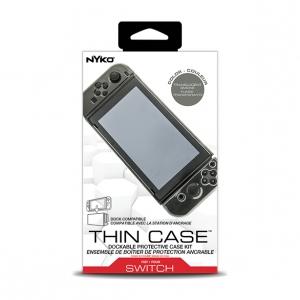 NYKO™ Thin Case* Smoke สีเทาดำ เสียบชาร์จกับ Docking โดยไม่ต้องถอดเคส ราคา 790.-(สินค้าขายดี)
