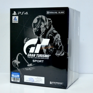 PS4™ Gran Turismo Sport (Collector's Edition) Zone 3 Asia, English ราคา 4390.- // ส่งฟรี