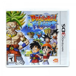 3DS™ Dragon Ball Fusions Zone US / English
