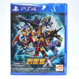 ซุเปอร์โรบอทเอ็กซ์ ++ PS4™ Super Robot Wars X Zone 3 Asia / Voice: JP / Subtitle: EN ราคา 2090.- แถมฟรีกล่องเหล็ก // ส่งฟรี EMS