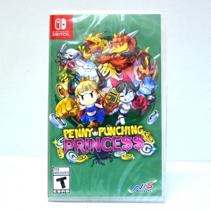 Nintendo Switch™ Penny-Punching Princess Zone US / English ราคา 1590.-