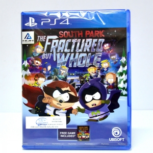 PS4™ South Park: The Fractured But Whole Zone 3 Asia / English ราคา 1790.- ** ส่งฟรี