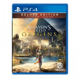 PS4™ Assassin's Creed Origins (Deluxe Edition) Zone 3 Asia, English ราคา 2290.- // ส่งฟรี