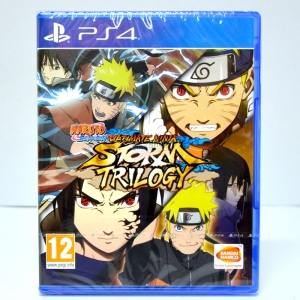 PS4™ Naruto Shippuden: Ultimate Ninja Storm Trilogy Zone 2 EU / English ราคา 1790.- *ส่งฟรี*