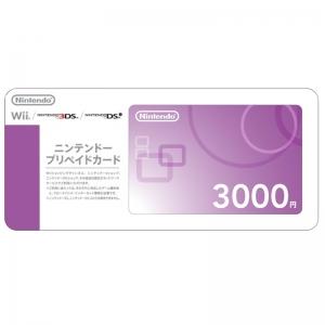 บัตรเติมเงิน eShop ญี่ปุ่น 3000 เยน 12-01-2018