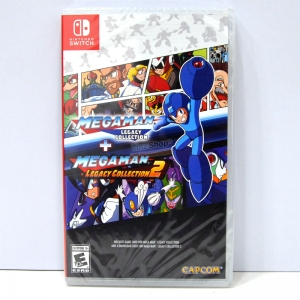 Switch Mega Man Legacy Collection + Mega Man Legacy Collection 2 English Version ราคา 1390.-