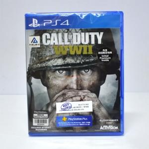 PS4™ Call of Duty: WWII Zone 3 Asia / English ราคา 1990.- *ส่งฟรี*