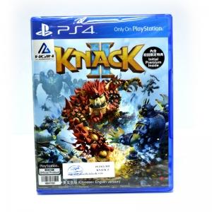 PS4™ Knack 2 Zone 3 Asia, English ราคา 1390.- // ส่งฟรี