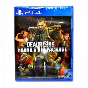 PS4™ Dead Rising 4: Frank's Big Package Zone Asia / English ราคา 1190.-