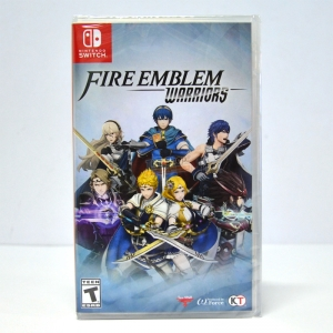 Nintendo Switch™ Fire Emblem Warriors Zone US, English ราคา 1990.- // ส่งฟรี