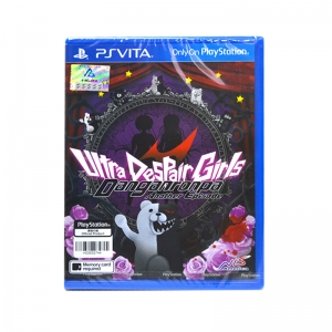 PSVita Danganronpa Another Episode : Ultra Despair Girls Zone 3 Asia / English (Voice En/Jp, Sub English) *New* สำเนา