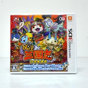 3DS™ Youkai Sangokushi (JP) Zone JP / Japanese version