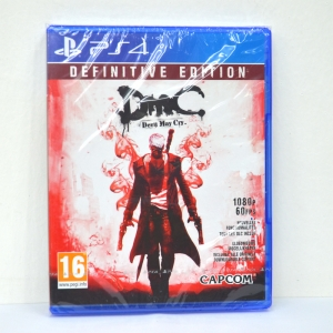 PS4™ DmC: Devil May Cry Definitive Edition Zone 2 EU / English