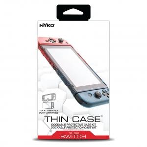 เคสพลาสติกแบบบาง++ NYKO™ Thin Case* เสียบชาร์จกับ Docking โดยไม่ต้องถอดเคส ราคา 790.-