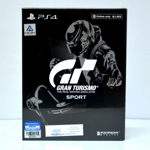 PS4™ Gran Turismo Sport [Limited Edition] Zone 3 Asia, English ราคา 2290.- // ส่งฟรี