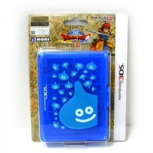 การ์ดเคส 12 ชิ้น ลิมิเต็ด ลาย DQ8 Dragon Quest VIII Card Case 12 สำหรับเก็บตลับเกม 3DS ได้ 12 ชิ้น