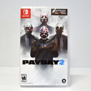 Nintendo Switch™ Payday 2 Zone **US**/ English ราคา 1690.-