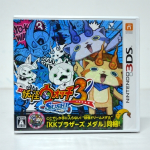 3DS™ Youkai Watch 3 Sushi Zone JP / ภาษาญี่ปุ่น / Japanese version