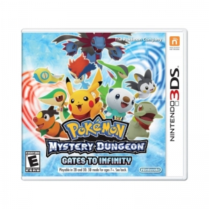 3DS™ Pokemon Mystery Dungeon: Gates to Infinity Zone US/ English ราคา 790.-