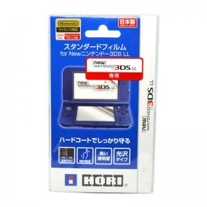 ฟิล์มกันรอย Hori ของแท้ รุ่นมาตรฐาน Hori Standard film New 3DS XL/LL (3DS-432)*ขายดี*