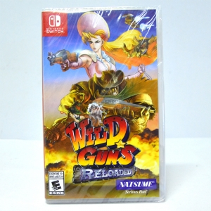Nintendo Switch™ Wild Guns Reloaded Zone US / English ราคา 1050 บาท