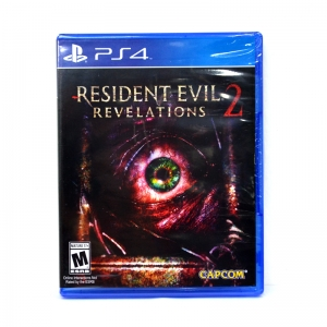 PS4™ Resident Evil: Revelations 2 zone 1 US, zone 2 EU , zone 3 Asia/ English