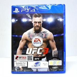 PS4™ EA Sports UFC 3 Zone 3 Asia / English ราคา 1890.- ส่งฟรี