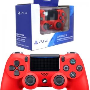 【New】Dualshock 4 Wireless Controller สีแดง รุ่นใหม่ CUH-ZCT2G.11 ( ศูนย์ ) ลดเยอะมาก!! จำนวนจำกัด - 28 ก.พ. นี้เท่านั้นจ้า